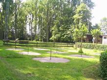 Anbindeplatz