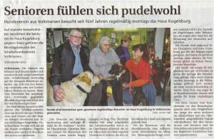Haus Kugelsburg-WLZ 2012